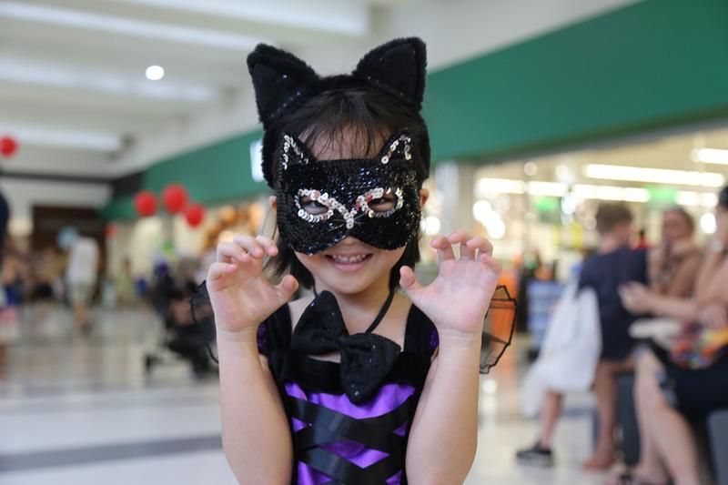 Spooktacular Halloween at Mt Sheridan Plaza!