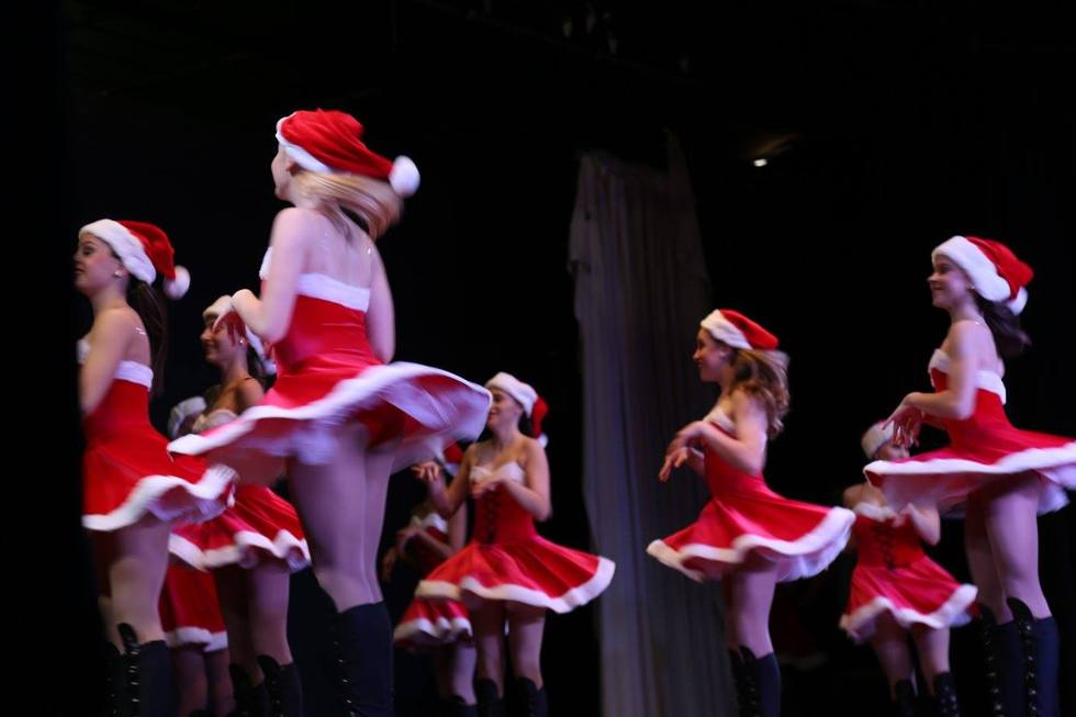 Turning Pointe Christmas Concert