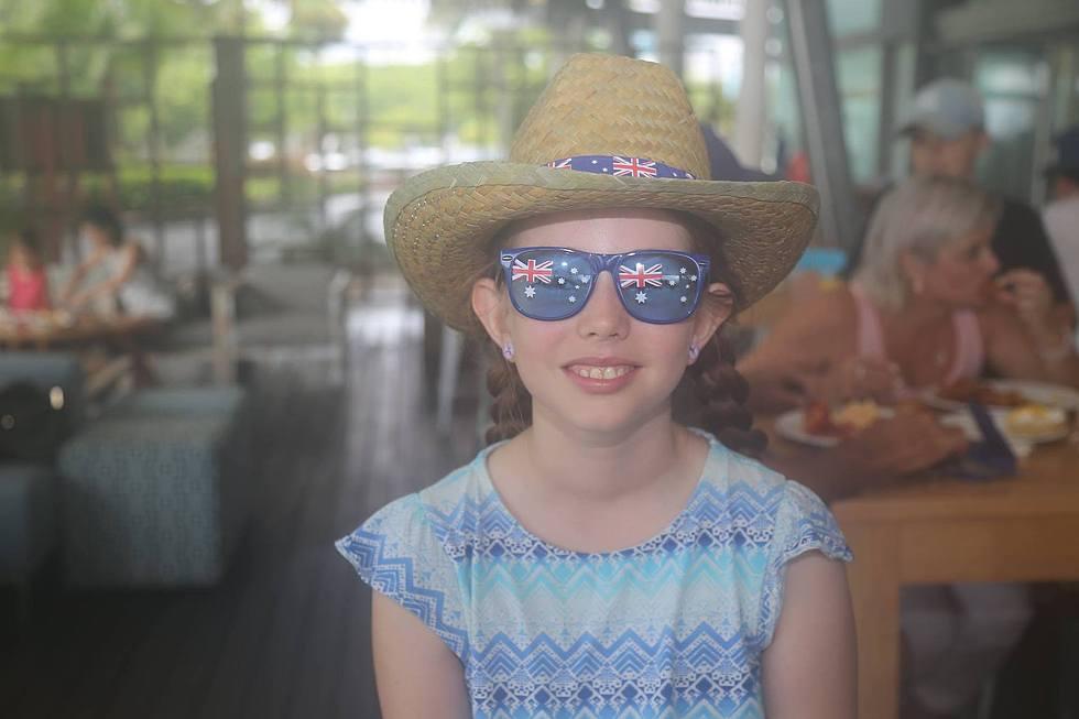Australia Day in Cairns FNQ